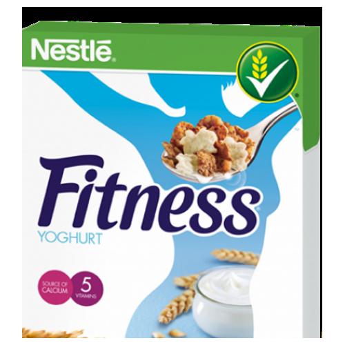 6ba61d764da1 Завтрак готовый Йогуртовый Хлопья из цельной пшеницы, Nestle Fitness, 245 гр